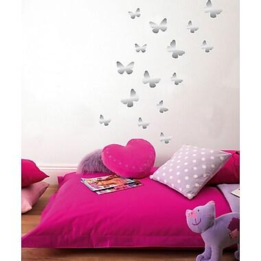 WallPops! Fun4Walls Butterfly Foil Wall Decal