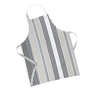 Linen Tablecloth Granite Stripes Chef Apron