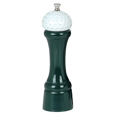 Chef Specialties 19th Hole Pepper Mill; 8'' H x 2.5'' W x 3.13'' D