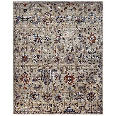 Nourison Timeless Taupe Area Rug; 12' x 15'