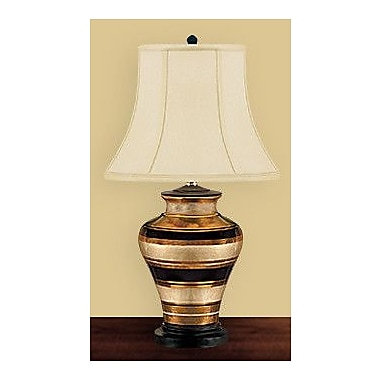 JB Hirsch Subdued Horizons Table Lamp