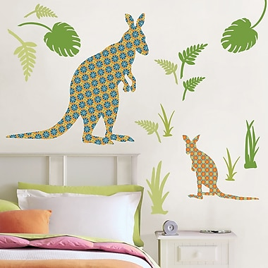 WallPops! Joey The Kangaroo Wall Decal