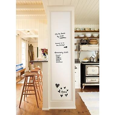 WallPops! WallPops Dry Erase Whiteboard Wall Decal