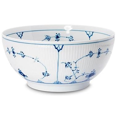 Royal Copenhagen Blue Fluted Plain 3.7 oz. Dessert Bowl