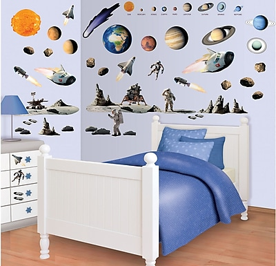 WallPops! Space Adventure Wall Decal