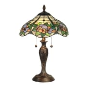 Dale Tiffany Chicago 23'' Table Lamp