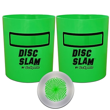 GoSports 3 Piece 2.0 Disc Slam Plastic Target Set