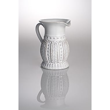 Abigails Charlot French Lace Pitcher
