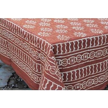 Abigails Bali Batik Fern Tablecloth