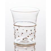 Abigails Gatsby Tumbler w/ Gold Dots (Set of 4)
