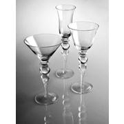Abigails Sofia 3 Piece Wine Tall Glass Set
