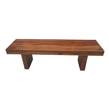 Timbergirl Wood Bench