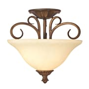 Westinghouse Lighting Regal Springs 2-Light Semi-Flush Mount