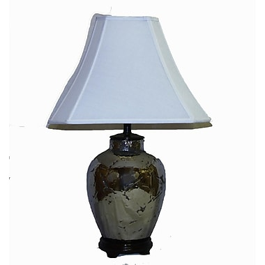 Lamp Factory Distressed 26'' Table Lamp