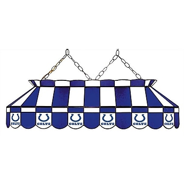 Imperial NFL Billiards Light; Indianapolis Colts