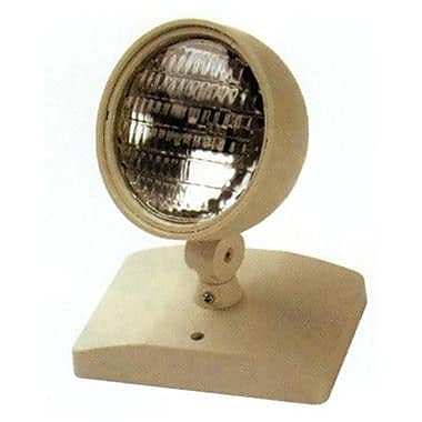 Morris Products Round Head Remote Emergency Light