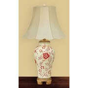 JB Hirsch Star Flower 28'' Table Lamp