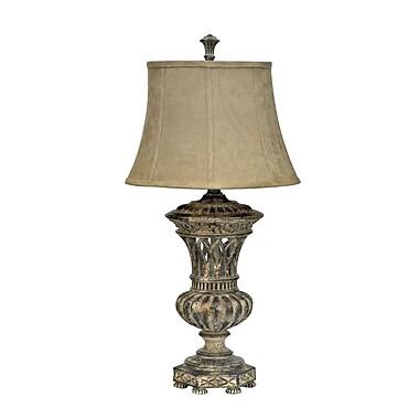 Crestview Castilian 34.5'' Table Lamp