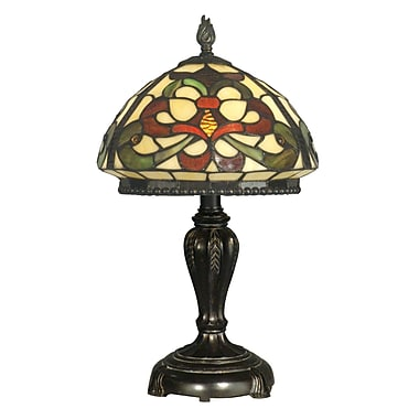 Dale Tiffany 19'' Table Lamp