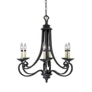Designers Fountain Barcelona 6-Light Candle-Style Chandelier