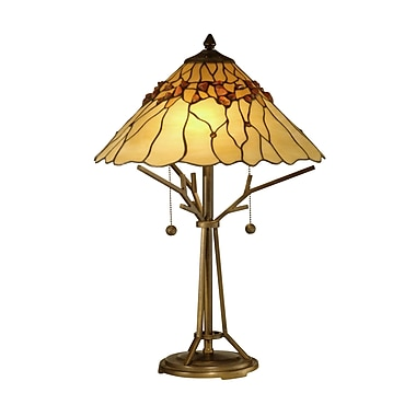 Dale Tiffany Branch 23'' Table Lamp