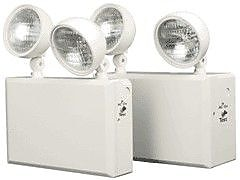 Morris Products 100W 6V Heavy Duty Emergency Lighting Unit w/ Remote Capacity