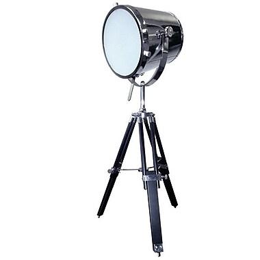 Dainolite tripod spotlight 30 39 39 table lamp staples - Tripod spotlight table lamp ...