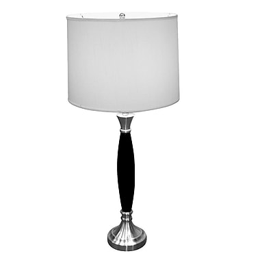 ORE Furniture Wooden 30'' Table Lamp