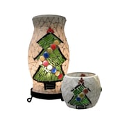 Dale Tiffany Christmas Combo Accent Lamp