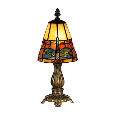 Dale Tiffany Cavan Tiffany Accent 12.75'' Table Lamp