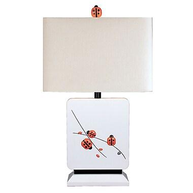 Bungalow Belt 27'' Table Lamp