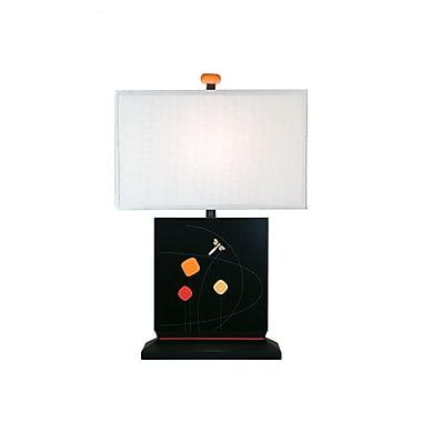 Bungalow Belt 28'' Table Lamp