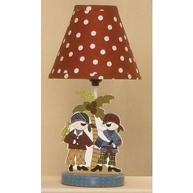 Cotton Tale Pirates Cove 15'' Table Lamp