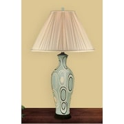 JB Hirsch Joyful Circles 36'' Table Lamp