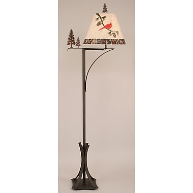 Coast Lamp Mfg. Rustic Living 66'' Task Floor Lamp