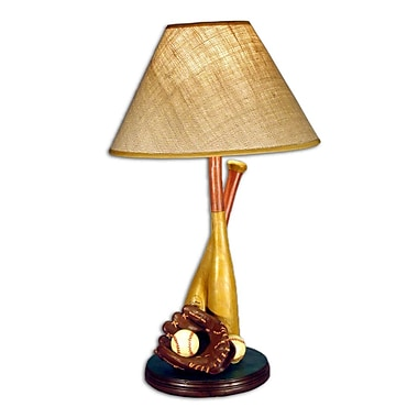 Judith Edwards Designs Baseball 22'' Table Lamp