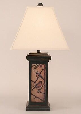 Coast Lamp Mfg. Rustic Living 28.5'' Table Lamp