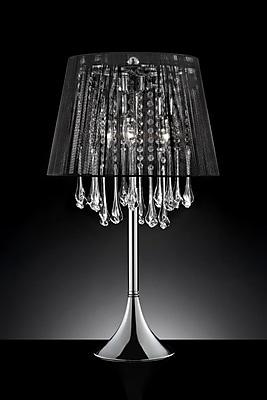Sintechno Inc Nightfall 28'' Table Lamp