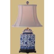 Oriental Furniture Jar 23'' Table Lamp