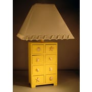 Judith Edwards Designs 8 Cabinet Drawer 30'' Table Lamp