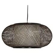 Oriental Furniture Kata Japanese 1-Light Geometric Pendant