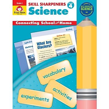 Evan-Moor Educational Publishers Skill Sharpeners: Science Grade 4 (5324)