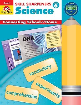 Evan-Moor Educational Publishers Skill Sharpeners: Science Grade 6 (5326)