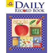 Evan-Moor Educational Publishers Evan-Moor Daily Record Book Grades K-6 (5403)