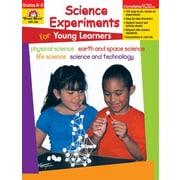 Evan-Moor Educational Publishers Science Experiments for Young Learners Grade K-2 (866)
