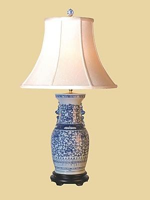 Oriental Furniture Classic 28.5'' Table Lamp