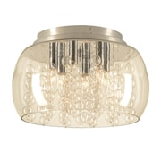 PLC Lighting Hydro 6-Light Semi-Flush Mount