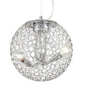 Z-Lite Saatchi 3-Light Globe Pendant