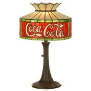 Meyda Tiffany Americana Recreation Coca-Cola 20'' Table Lamp