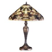 Meyda Tiffany Jeweled Grape 27.5'' Table Lamp